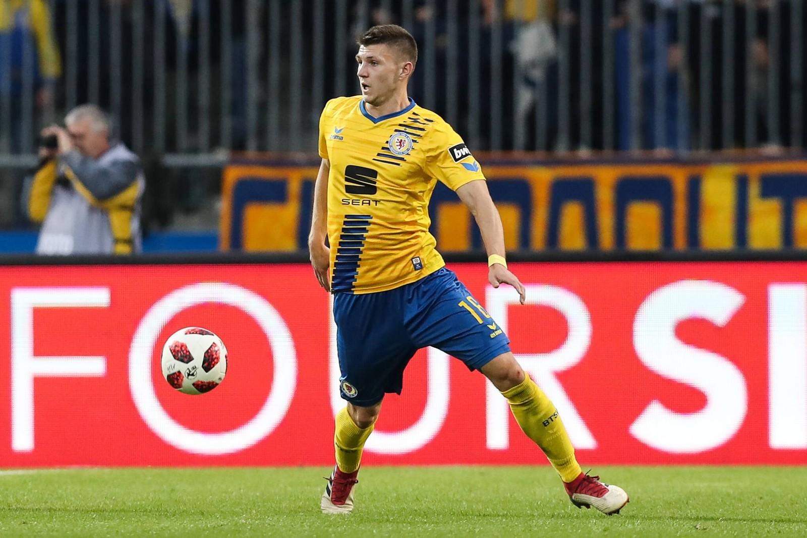 Robin Becker von Eintracht Braunschweig