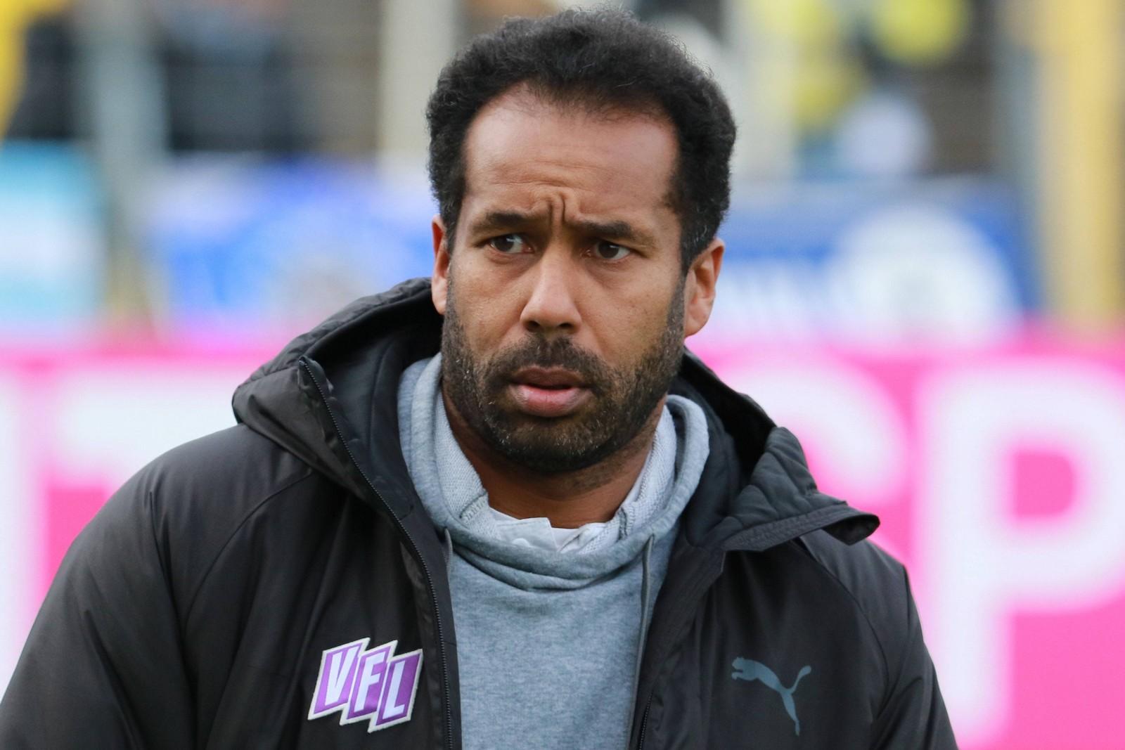 Vfl-Coach Daniel Thioune.