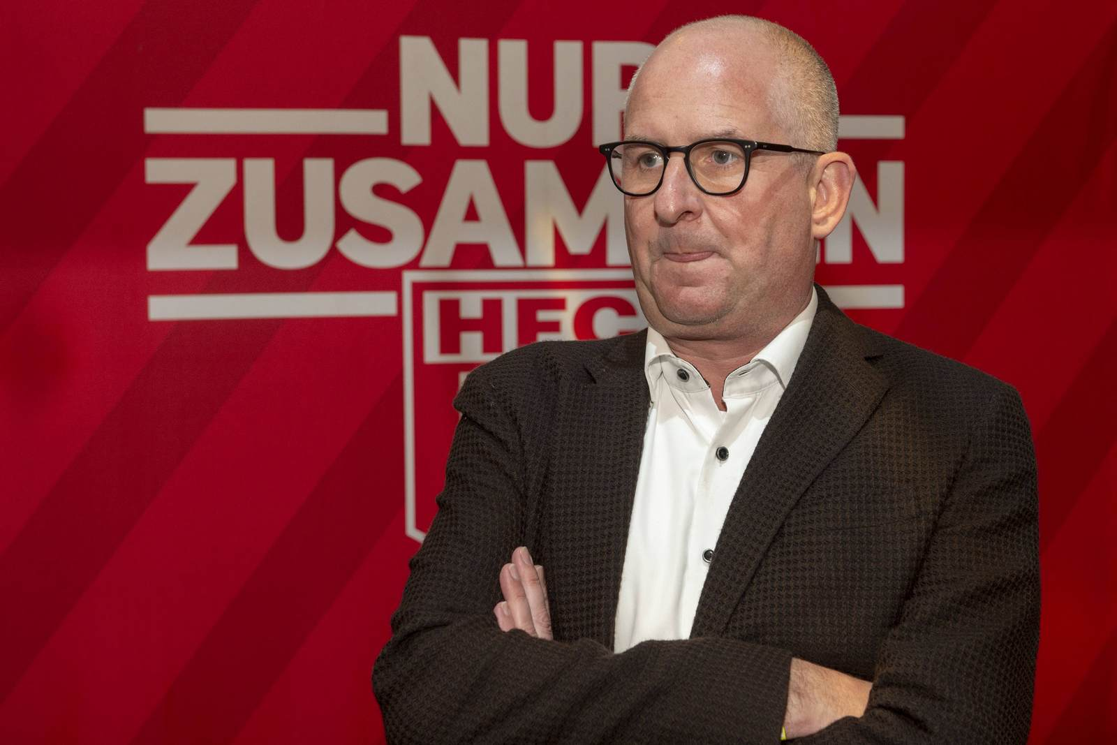 Jens Rauschenbach beim HFC