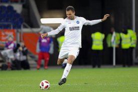 Karlsruher SC: Vertrag mit Daniel Gordon verlängert