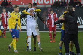 Eintracht Braunschweig: Kampf ist Trumpf