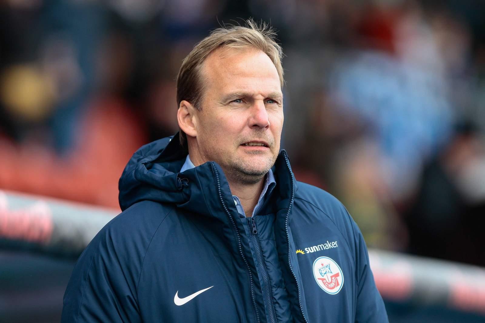 Martin Pieckenhagen, Sportchef von Hansa Rostock