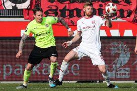 Hallescher FC: Reicht der Sturm für die Ambitionen?