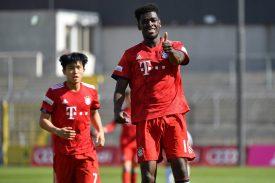 FC Bayern U23 schon mit Reifeprüfung?