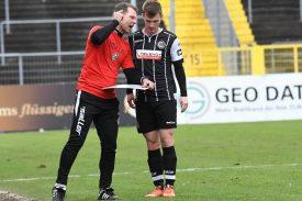 VfR Aalen: Thomas Geyer gefällt in neuer Rolle