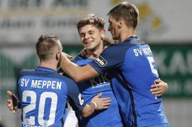 SV Meppen: Wie geht es bei Yannik Nuxoll weiter?