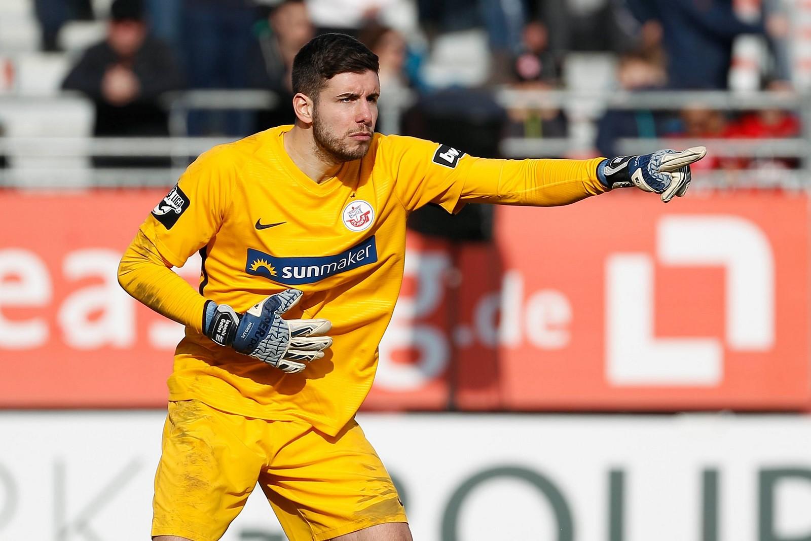 Ioannis Gelios von Hansa Rostock