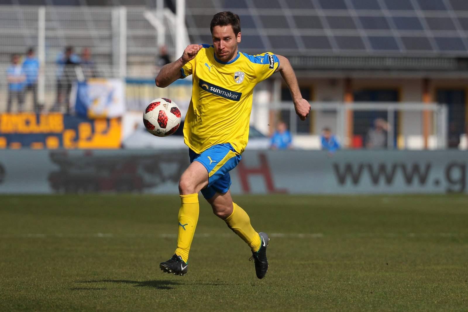 Matthias Kühne beim FC Carl Zeiss Jena