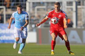 Vorschau auf Hallescher FC gegen 1860 München