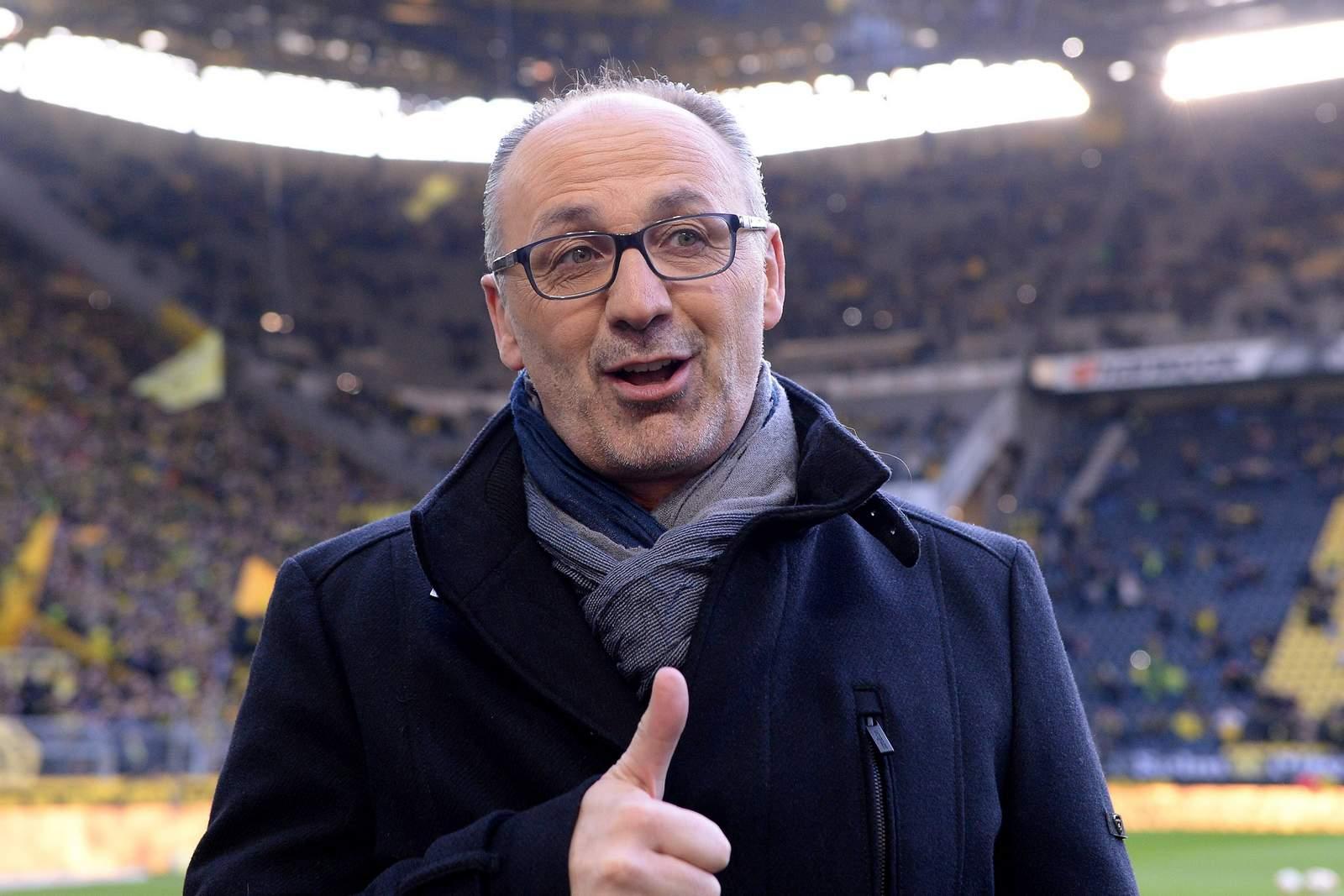 Jürgen Kohler als Experte im TV