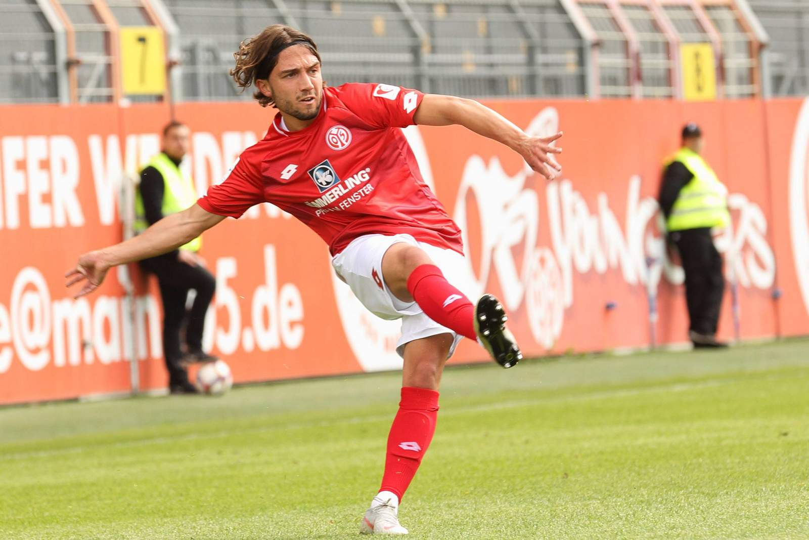 Sandro Loechelt von Mainz 05