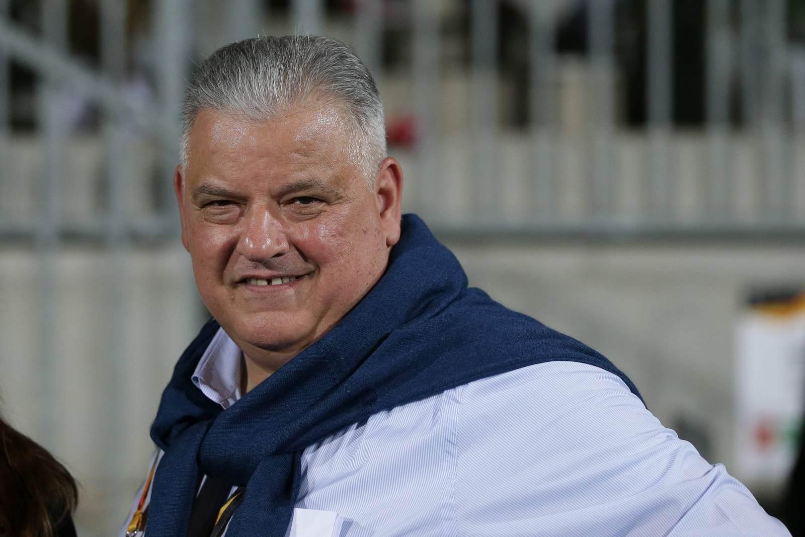 Flavio Becca im Stadion