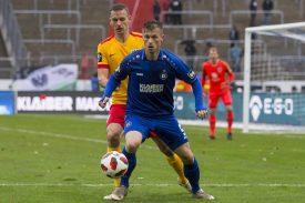 Vorschau auf Preußen Münster gegen KSC