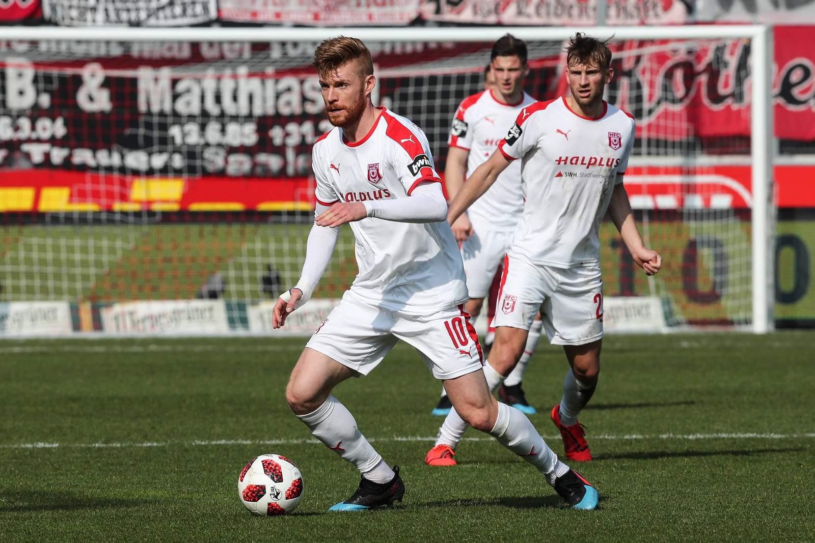 Mathias Fetsch in Aktion.
