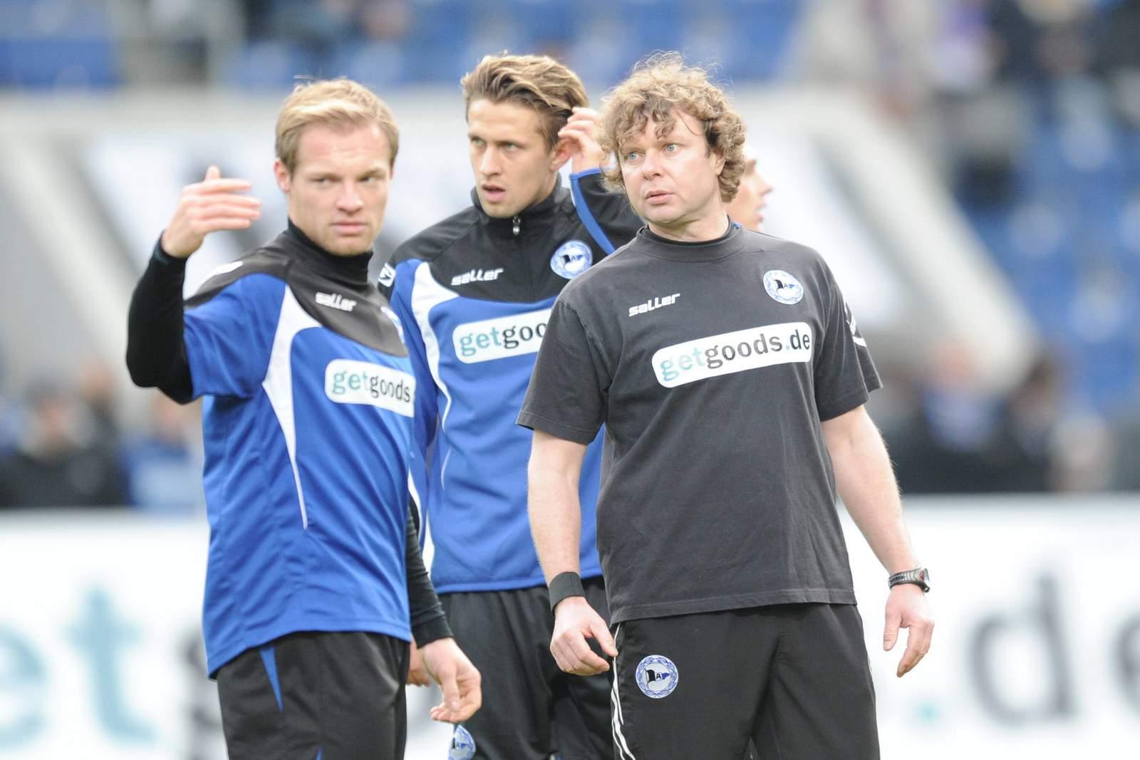 Thomas Huebener (l.) und Stefan Krämer (r.).