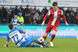 1. FC Kaiserslautern: Schwieriges Spiel gegen SV Meppen