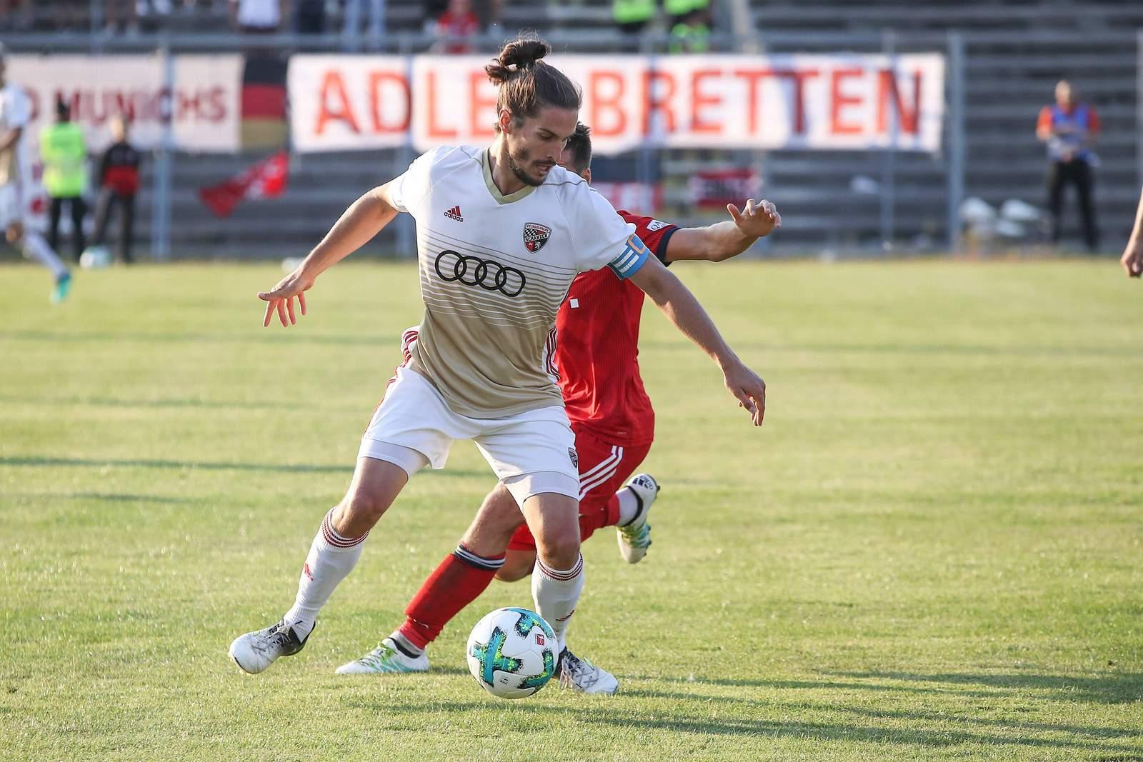 Jonatan Kotzke vom FC Ingolstadt
