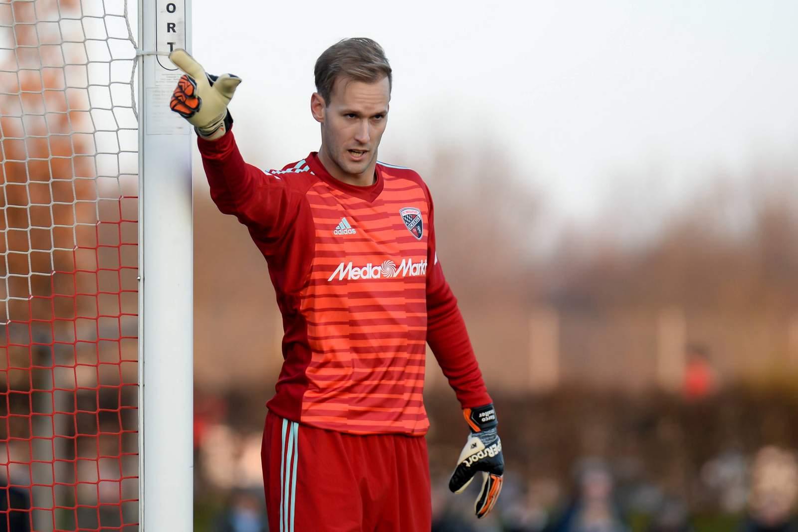 Marco Knaller vom FC Ingolstadt