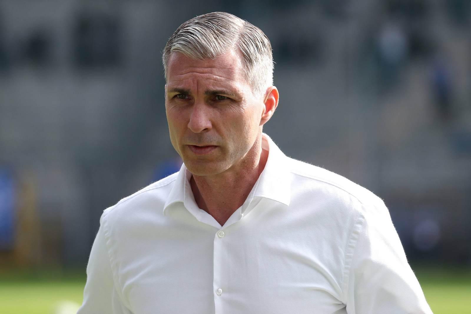 Jochen Kientz beim SV Waldhof Mannheim