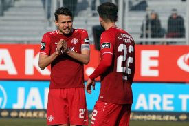 Würzburger Kickers: Jugend forscht auch nächste Saison?