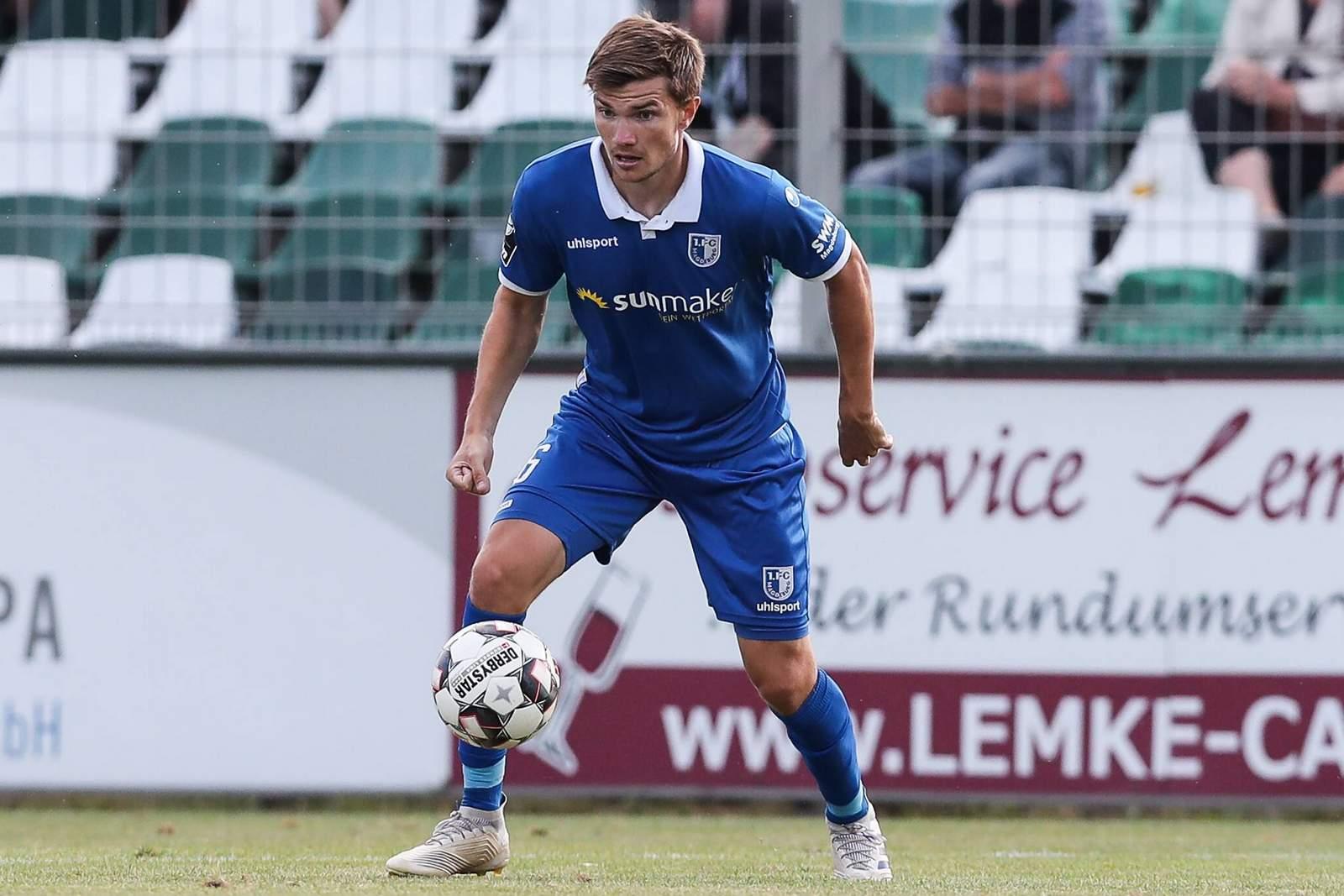 Björn Rother beim 1. FC Magdeburg