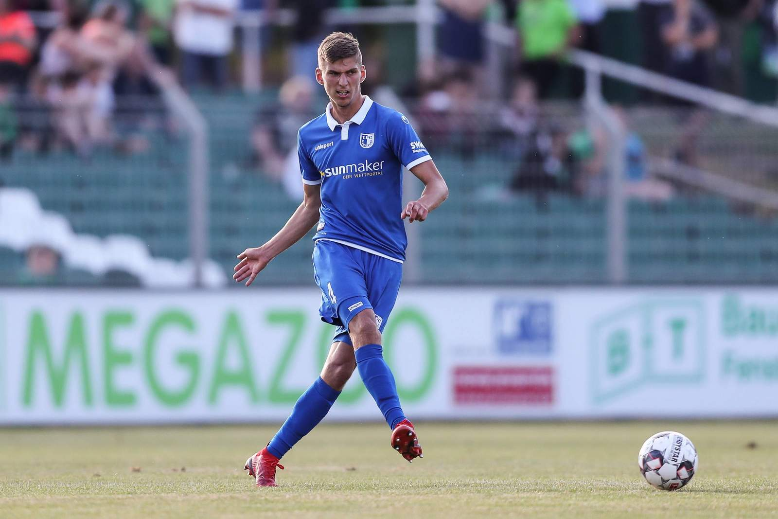 Brian Koglin vom 1. FC MAgdeburg