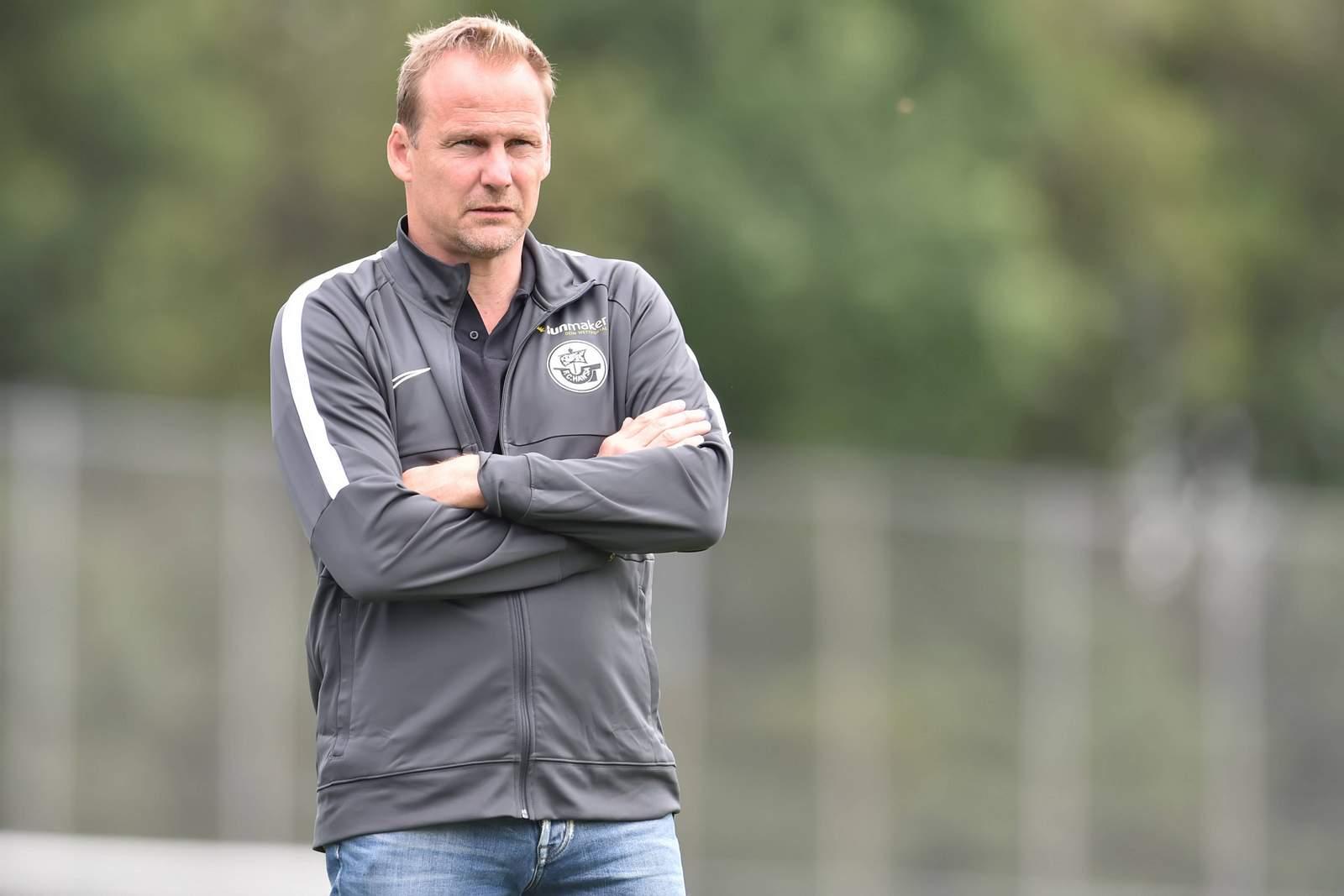 Martin Pieckenhagen ist Sportvorstand bei Hansa Rostock