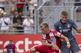 FC Bayern U23: Abgang von Mai wohl vom Tisch