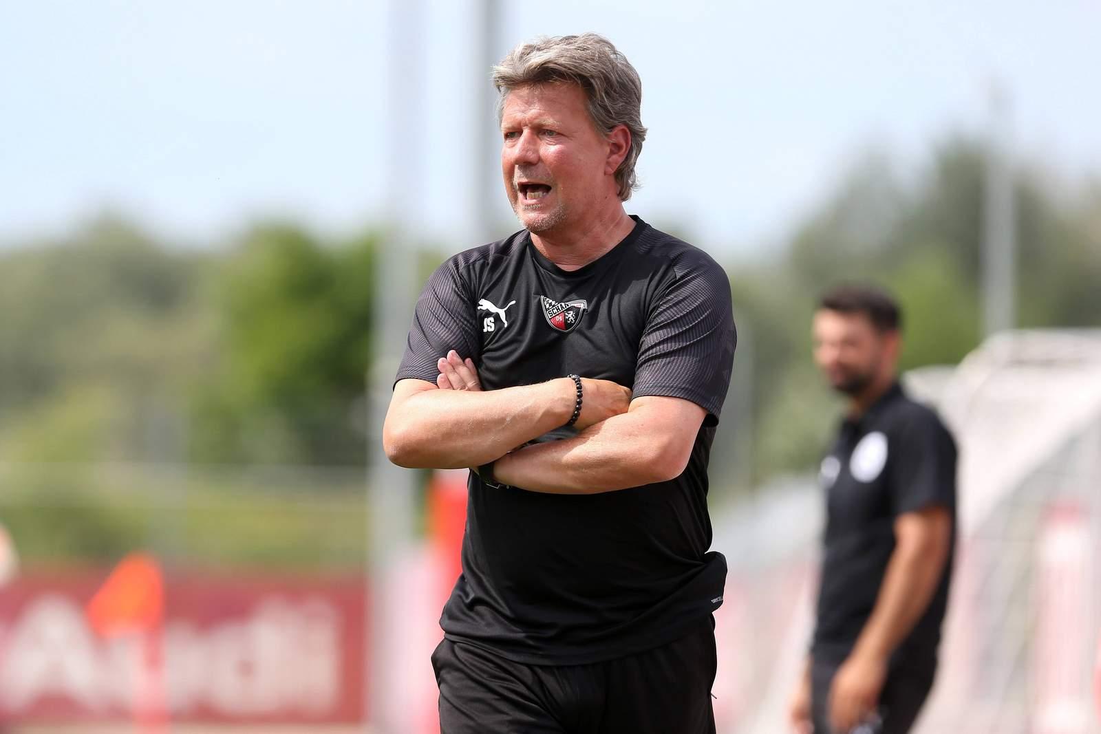Jeff Saibene vom FC Ingolstadt