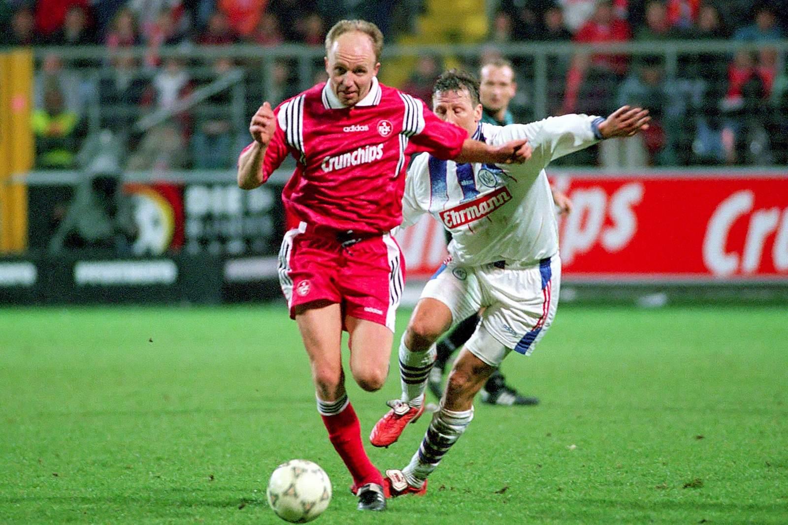 Miroslav Kadlec beim FCK