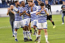 MSV Duisburg: Teamgefüge stimmt