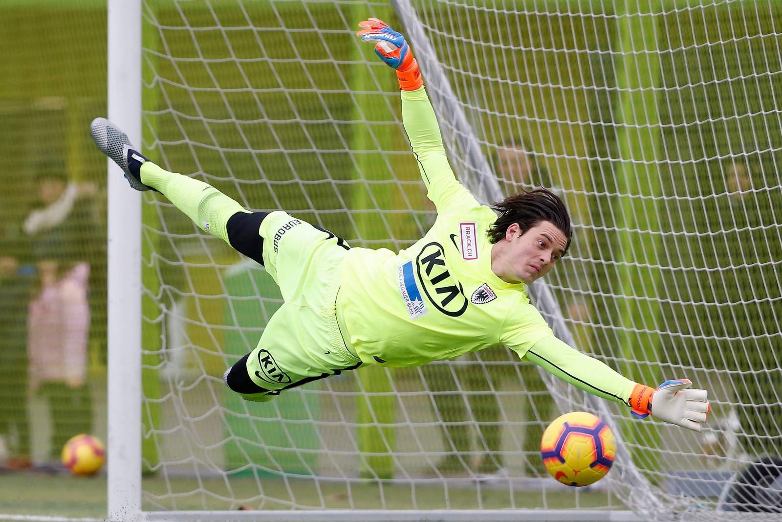 Steven Deana beim FC Aarau