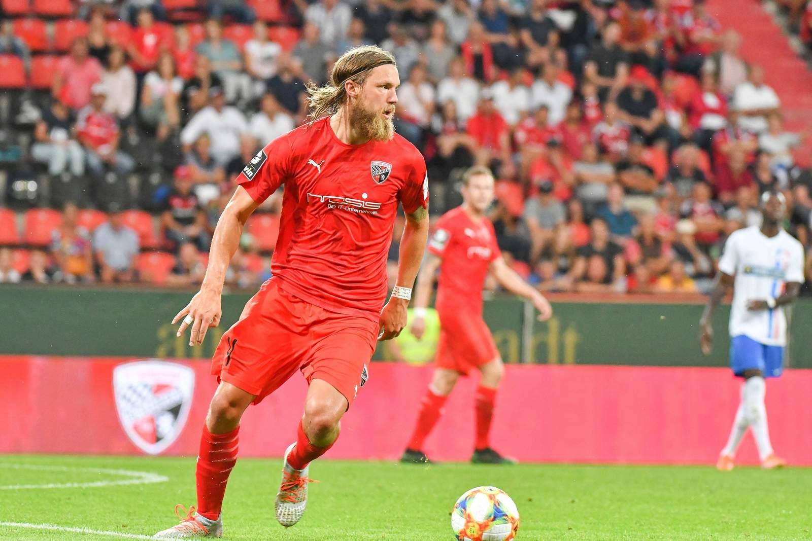 Björn Paulsen beim FC Ingolstadt