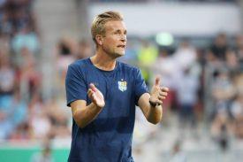 Chemnitzer FC: Neue Ressourcen dank Heckings Extralob
