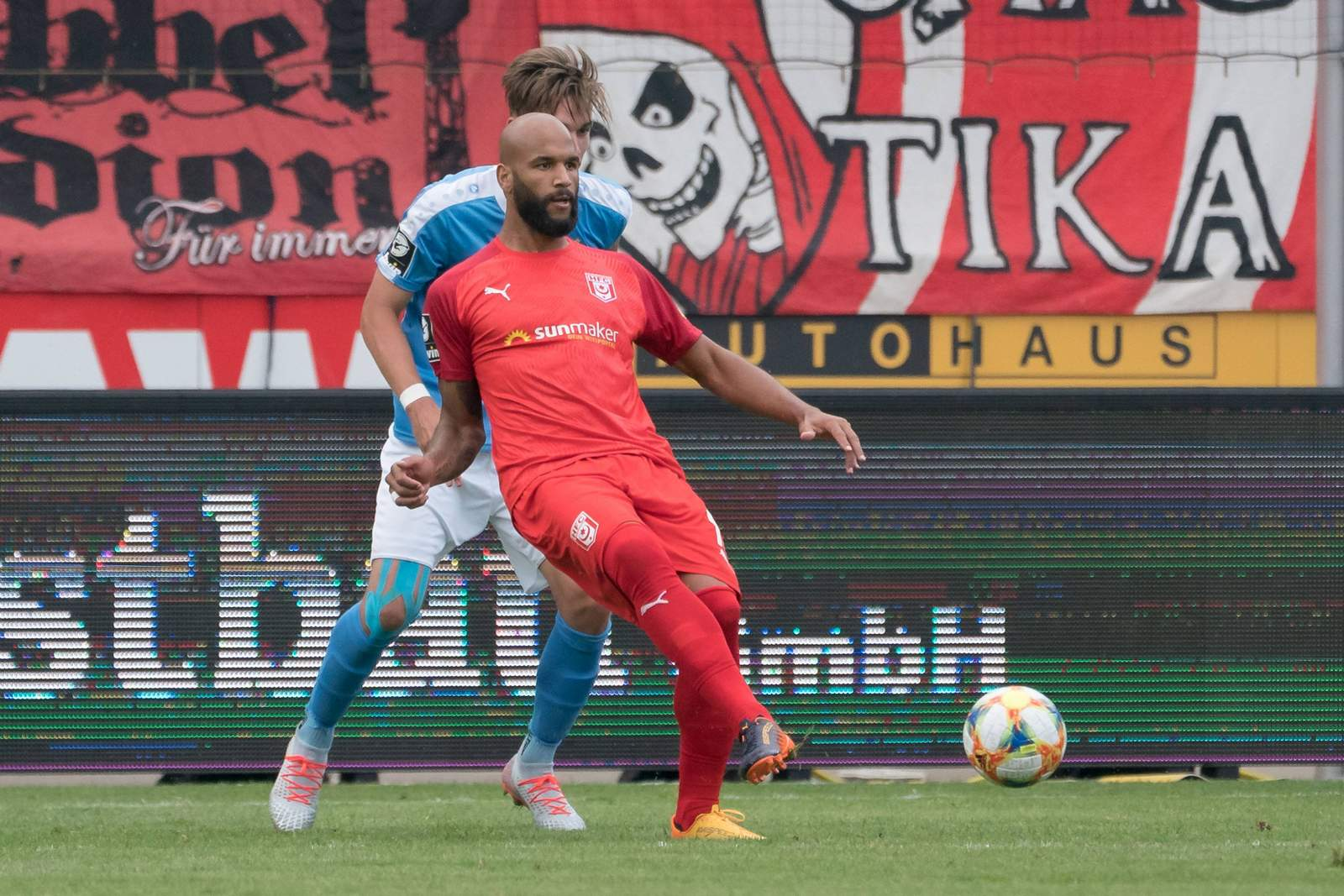 Terrence Boyd vom HFC