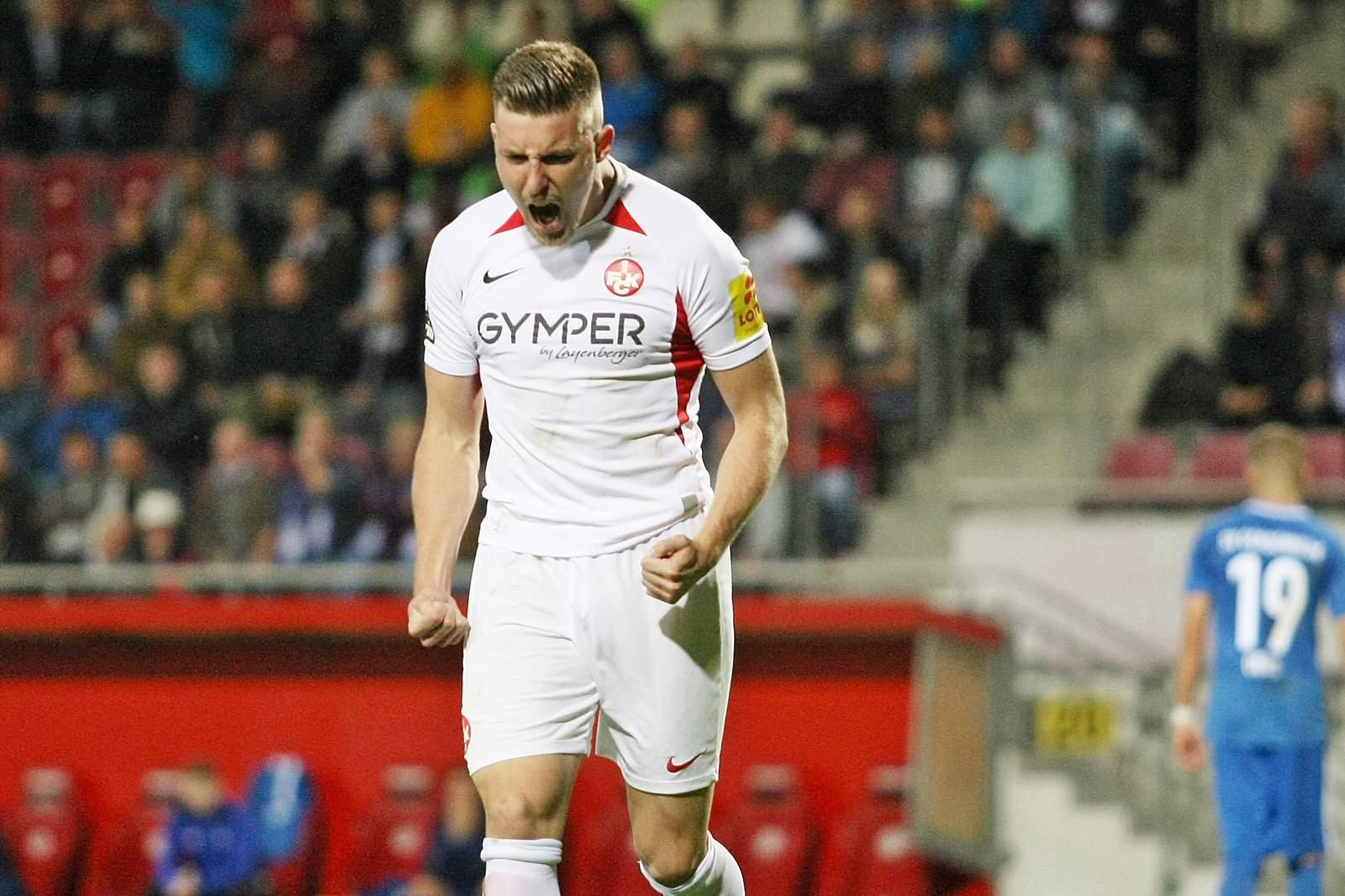 Christian Kühlwetter vom FCK