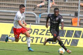FC Ingolstadt: Hinrunde für Diawusie gelaufen
