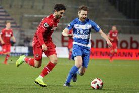 Vorschau auf Würzburger Kickers gegen SV Meppen