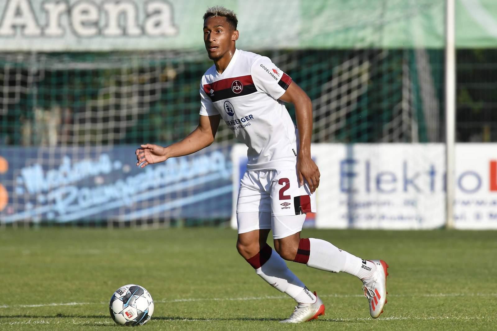 Kevin Goden beim 1. FC Nürnberg