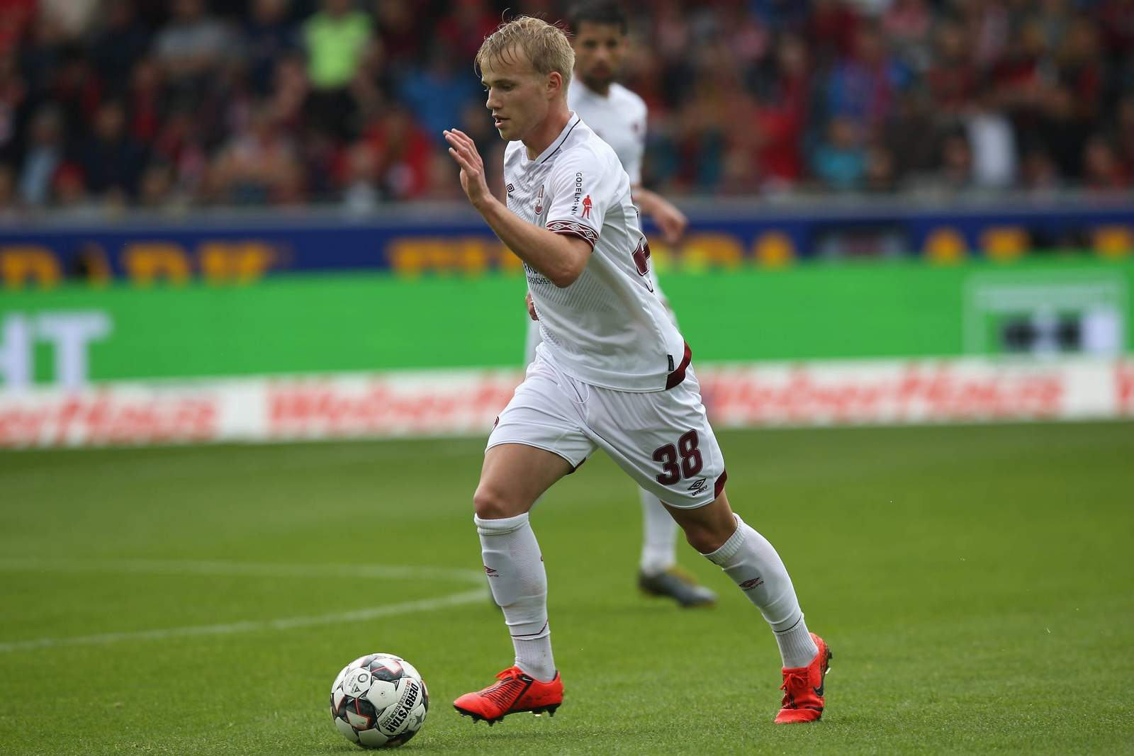 Simon Rhein beim 1. FC Nürnberg