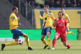 Vorschau auf Großaspach gegen Eintracht Braunschweig