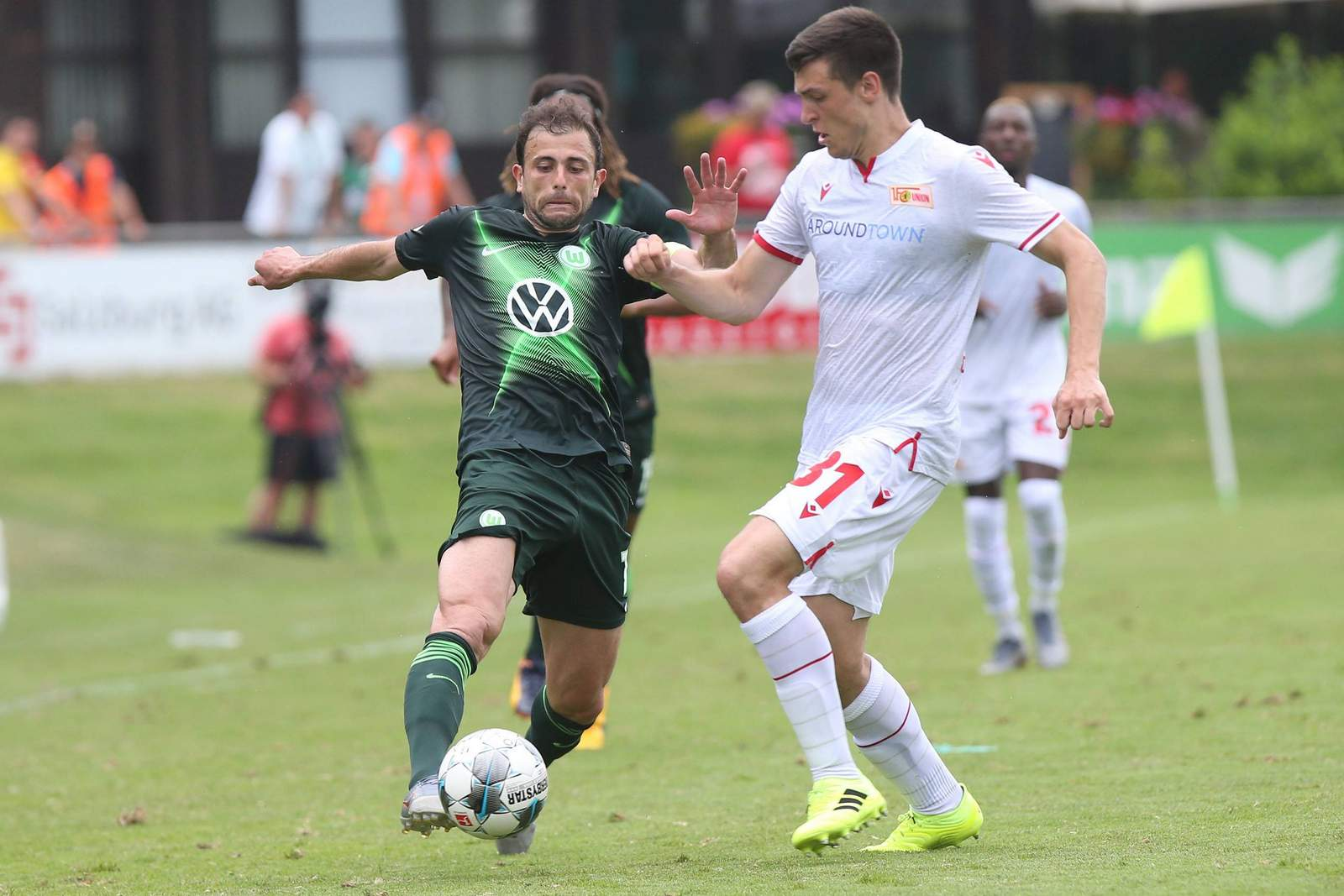 Setzt sich Mehmedi wieder durch? Jetzt auf Wolfsburg gegen Union wetten