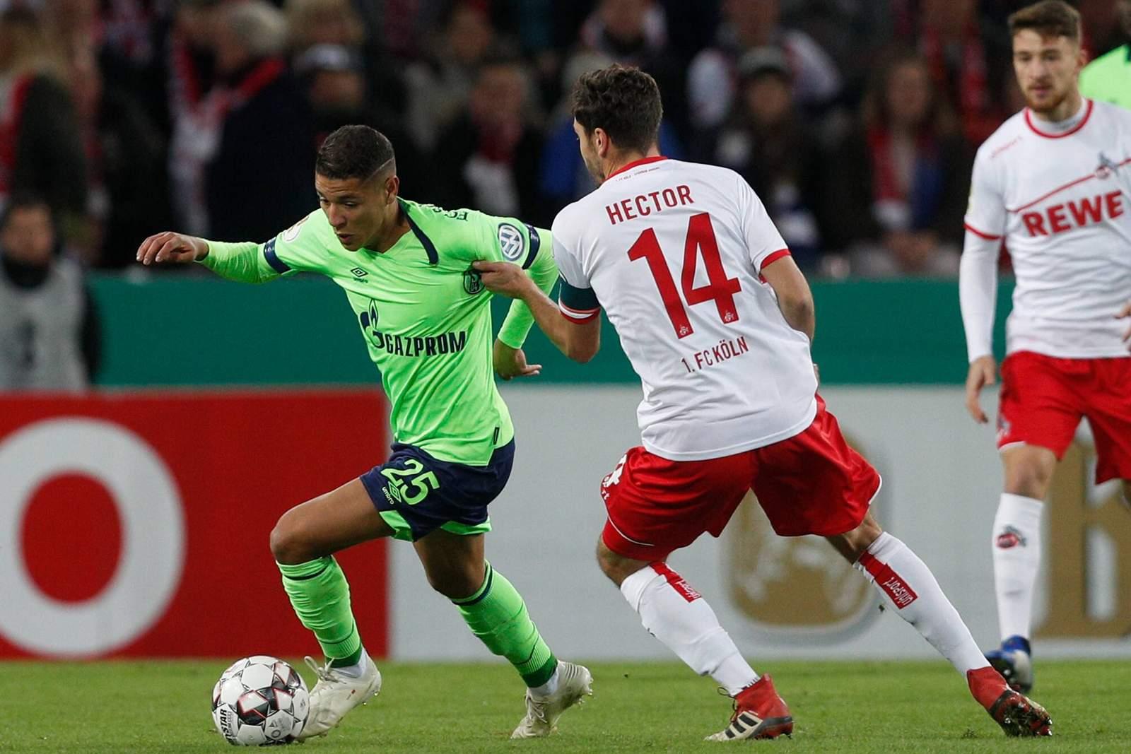 Setzt sich Harit wieder gegen Hector durch? Jetzt auf Schalke gegen Köln wetten