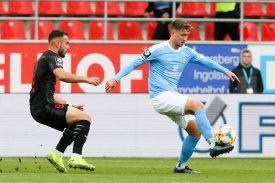 Chemnitzer FC: Tim Campulka besteht Härtetest
