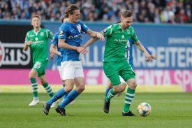 Hansa Rostock muss sich steigern