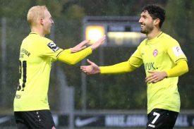 Würzburger Kickers ziehen ins Halbfinale ein