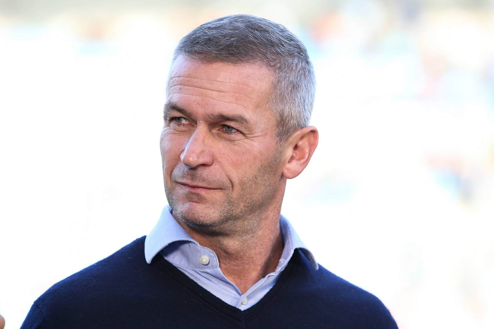 Mario Kallnik als Geschäftsführer des 1. FC Magdeburg