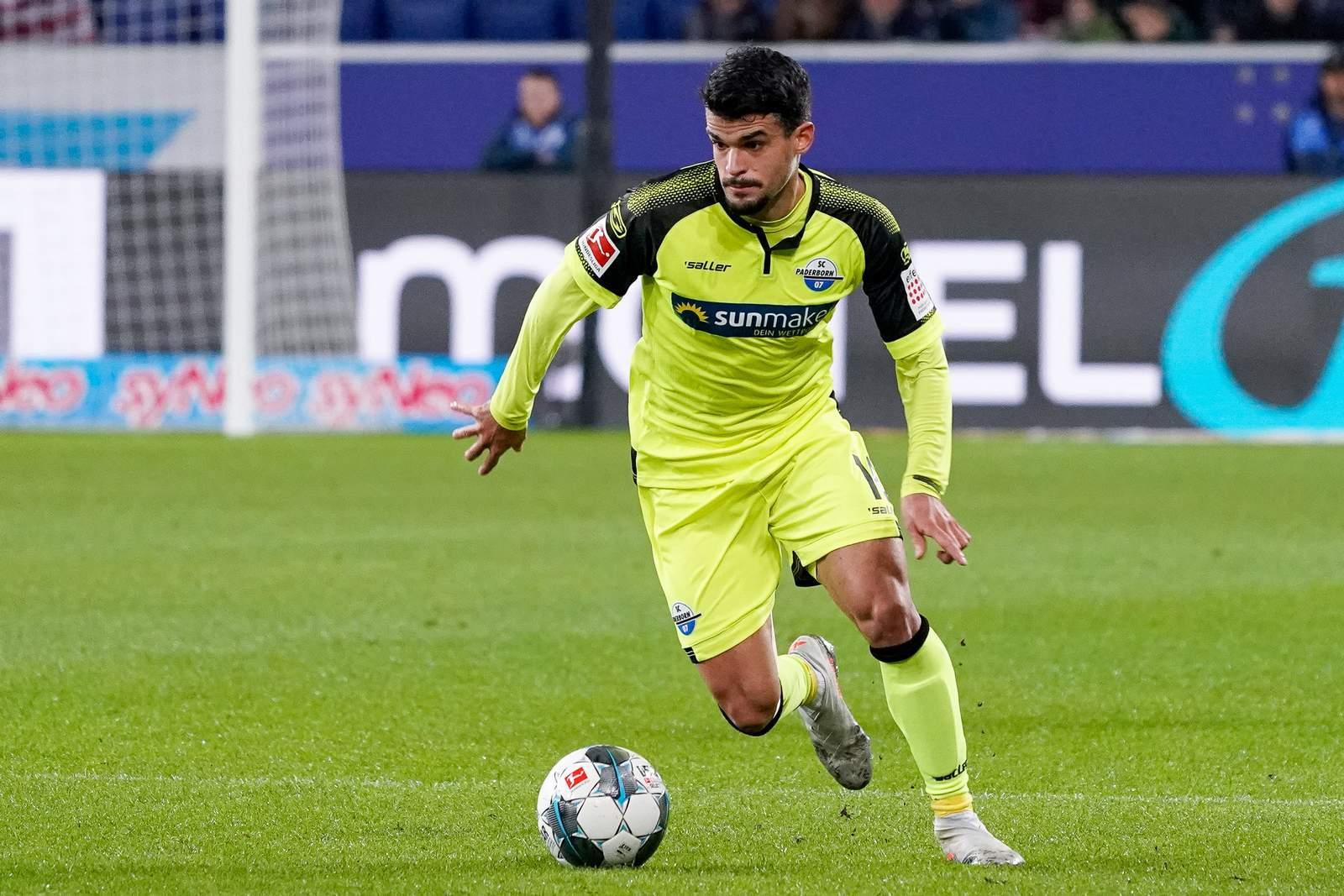 Cauly Oliveira Souza vom SC Paderborn