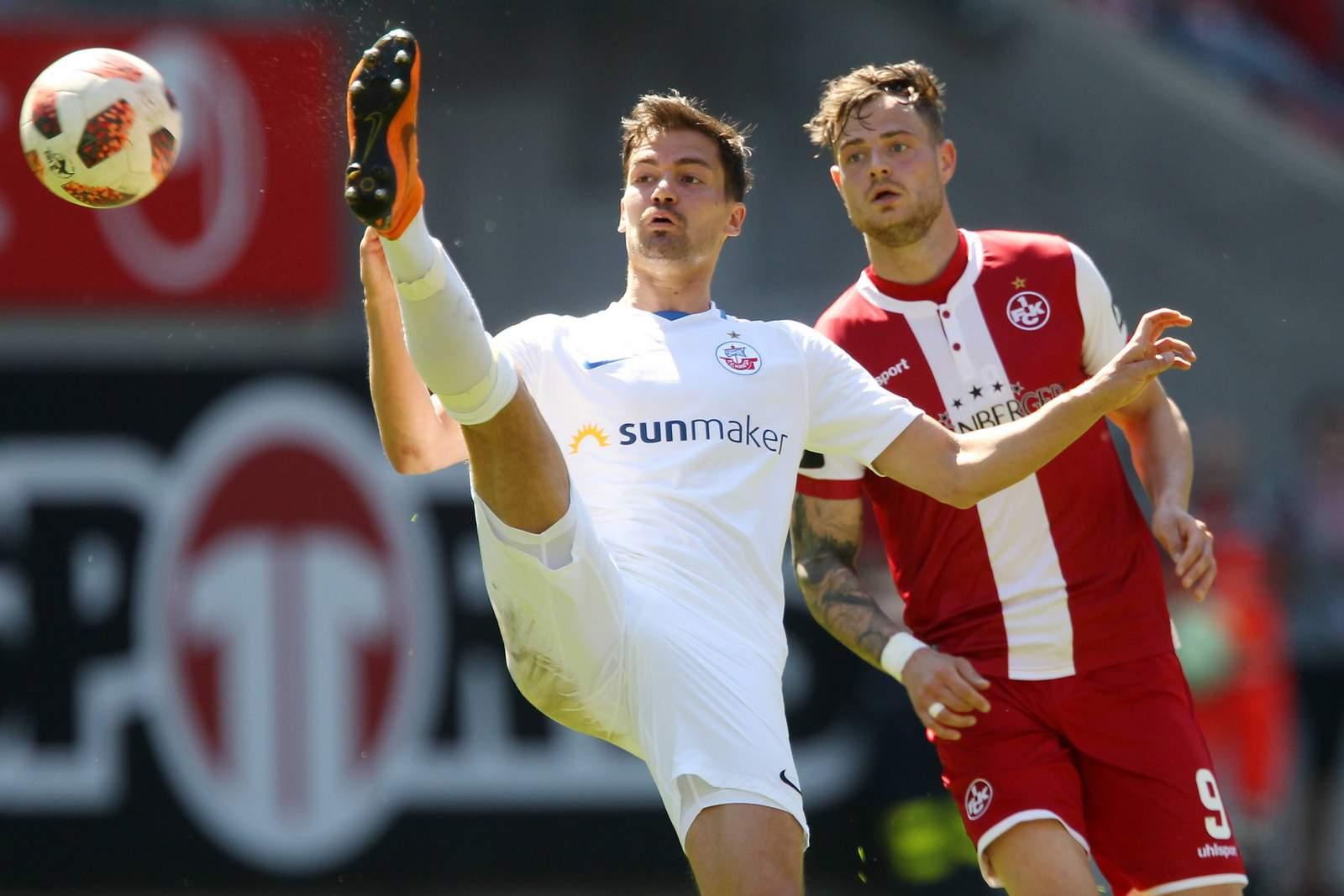 Julian Riedel von Hansa Rostock
