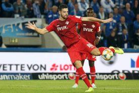 Würzburger Kickers: Pfeiffer hat Luft nach oben